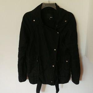 Wilfred Free Linen Moto Jacket